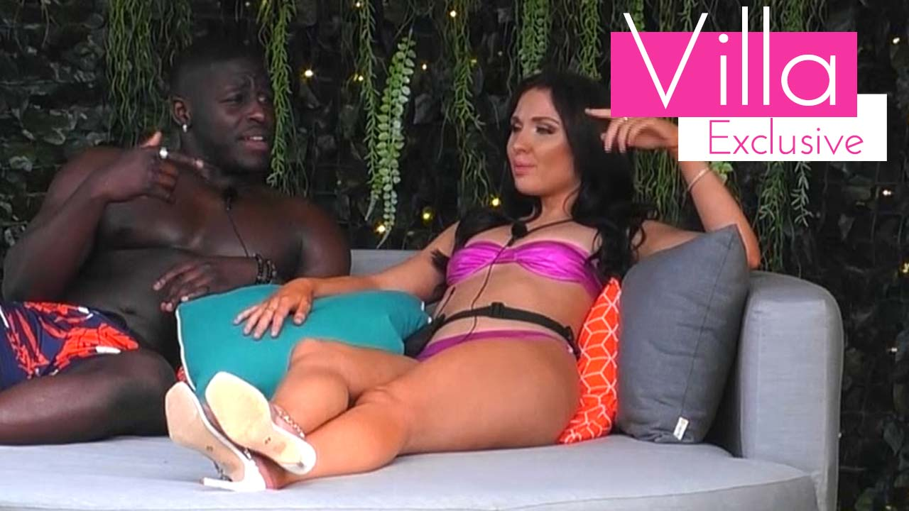 Exclusive: Taku and Rachael's hilarious debrief on the other Islanders