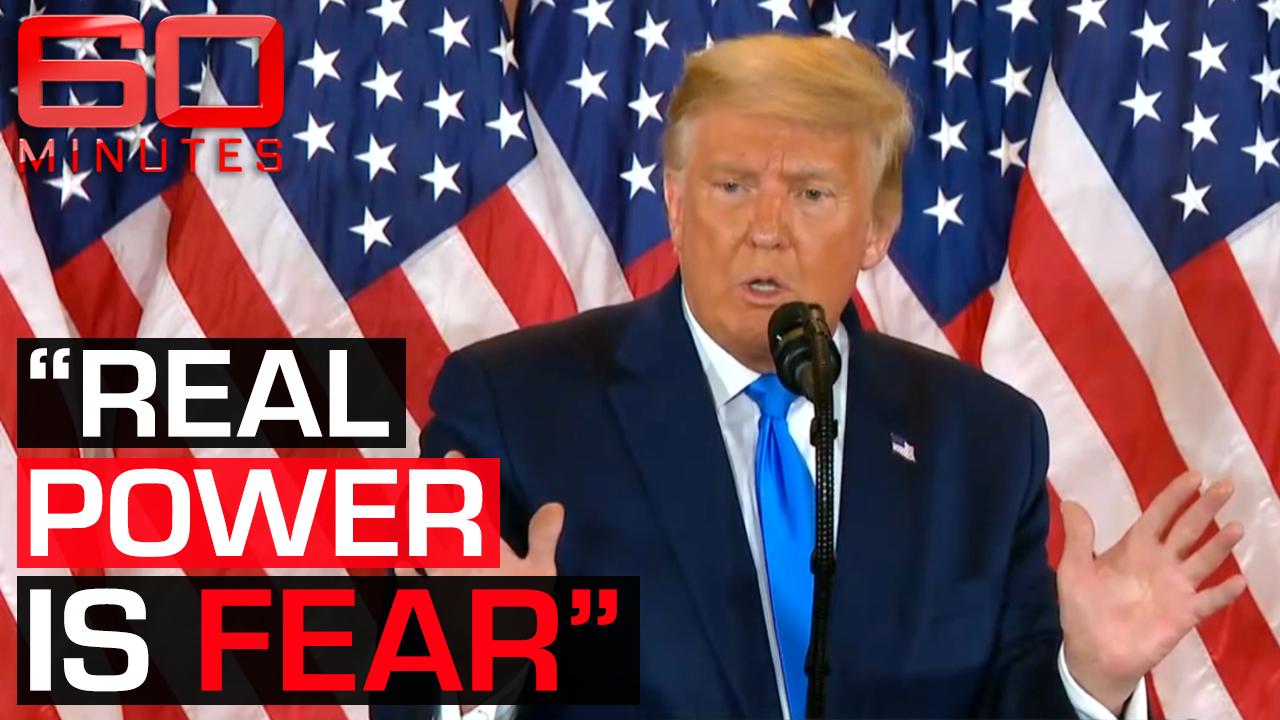 Legendary Watergate reporter on what motivates Donald Trump