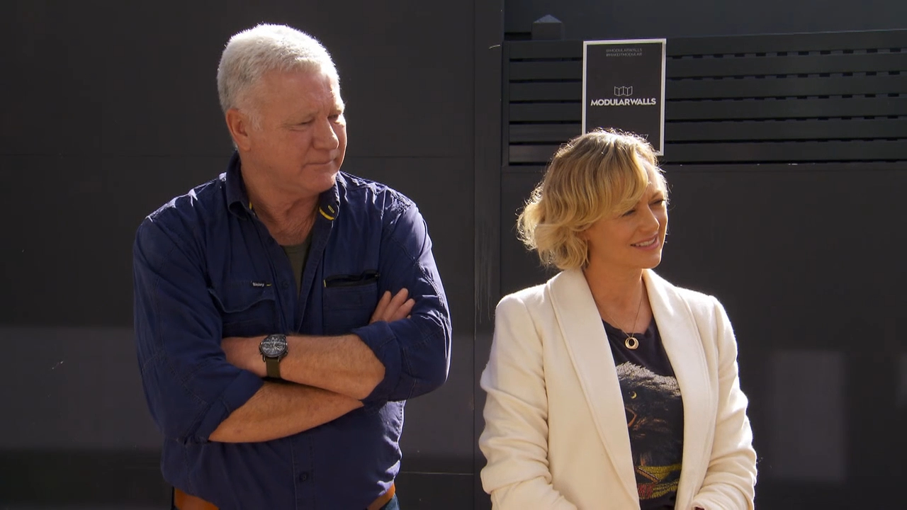 Tanya and Vito's plant choice leaves Scott and Shelley divided