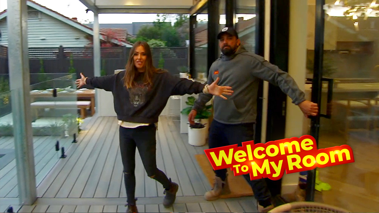 Welcome To My Room: Ronnie and Georgia create the 'perfect' zoned backyard