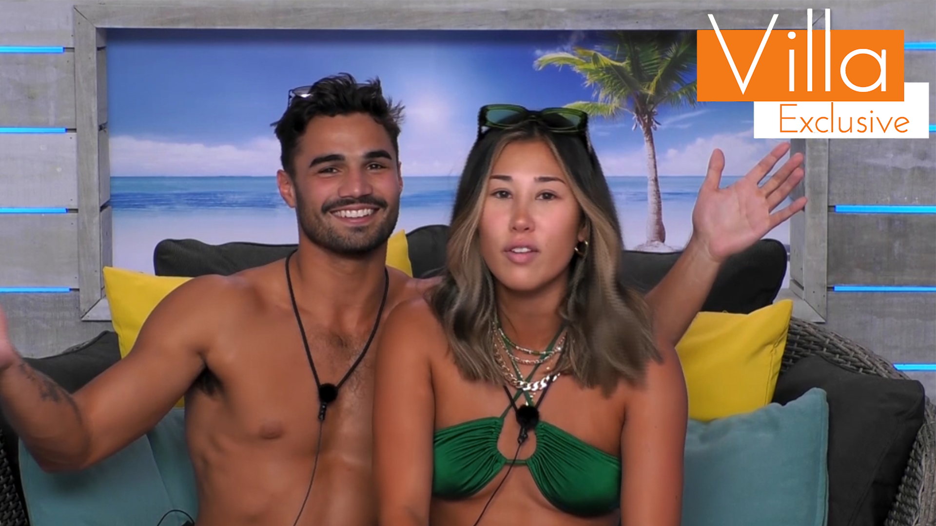 Beach Hut Exclusive: Islanders reveal who smells the best and worst in the Villa