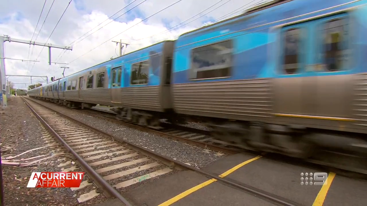 Residents in train line noise battle compare sound to jet flyover