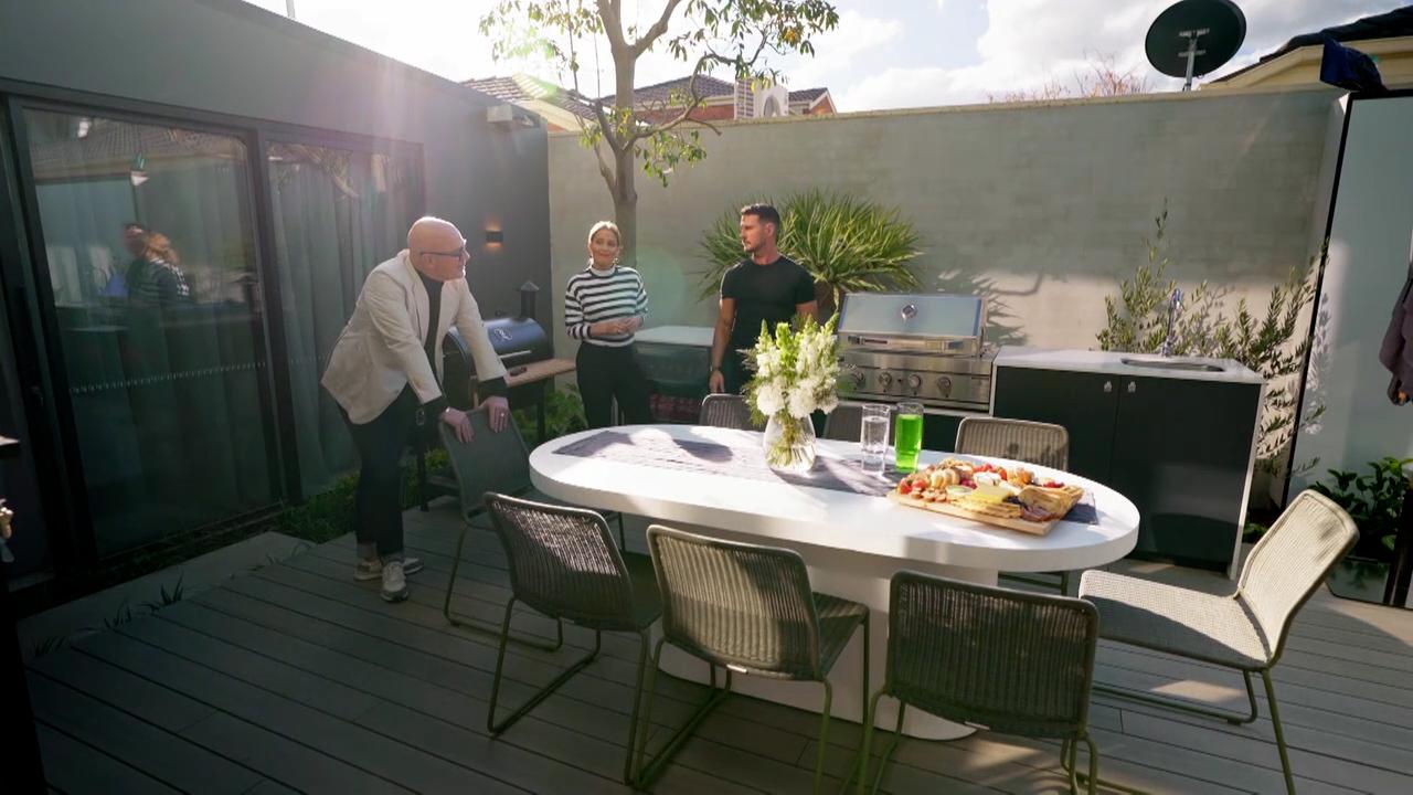 Josh and Luke's Backyard revealed