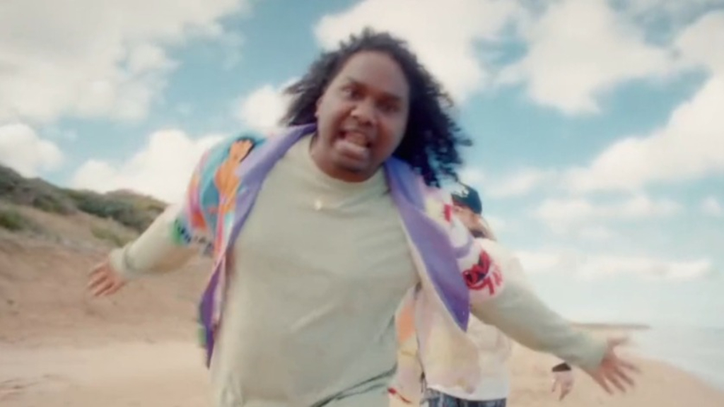 Baker Boy: Big things expected for Australian rapper after performing at AFL Grand Final