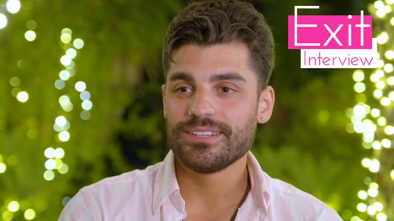 Jordan's Exit Interview: Islander reveals where his feelings are with Jess now