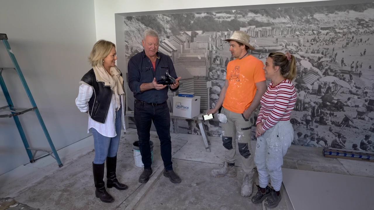 Scotty offers to pay for Kirsty and Jesse's front fence