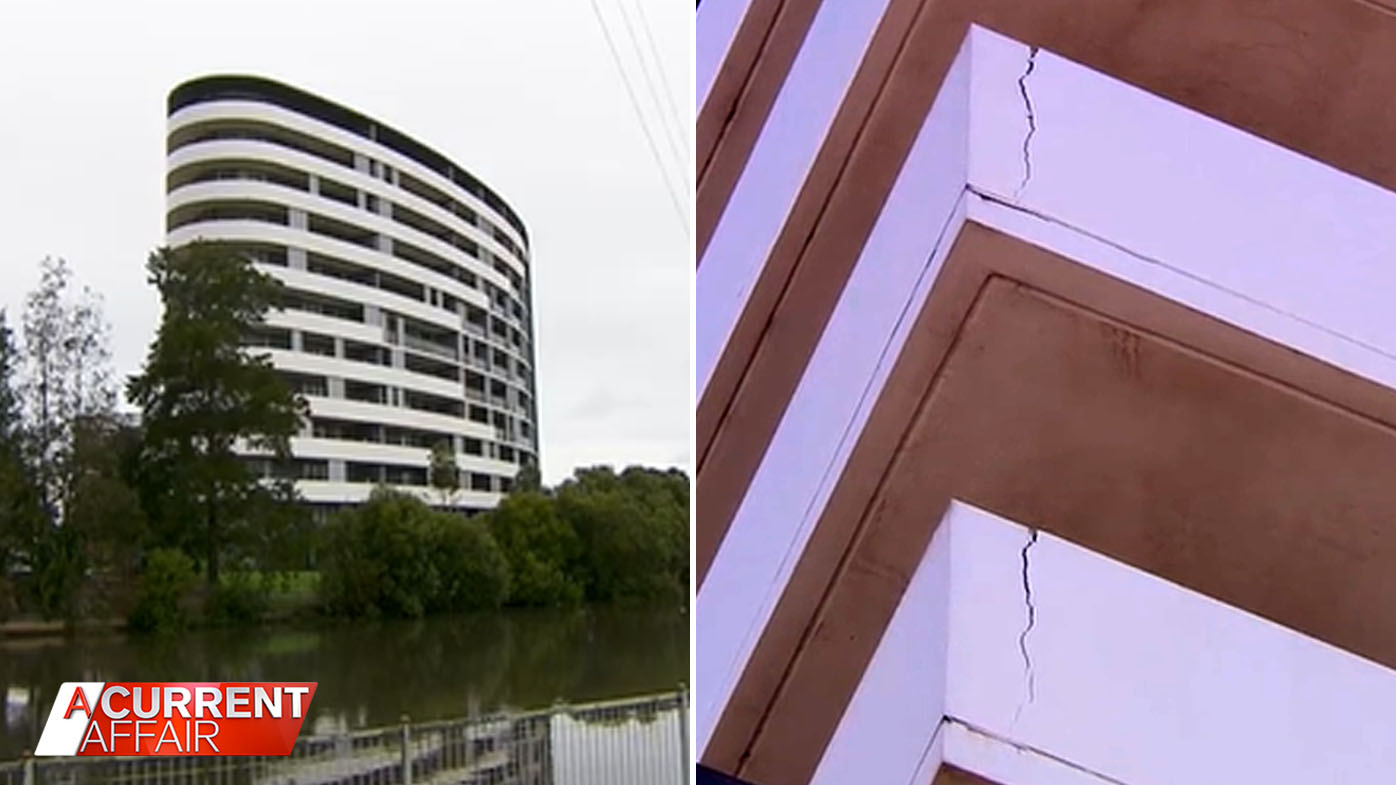 Decision on new towers imminent amid investigation into 'cracking' at separate complex.