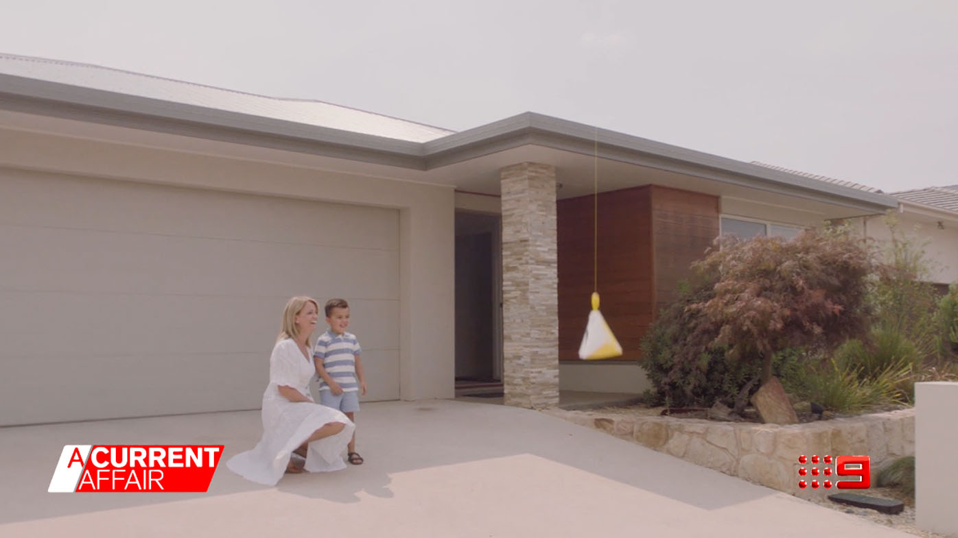 Drone home deliveries sends shopping straight to front door.