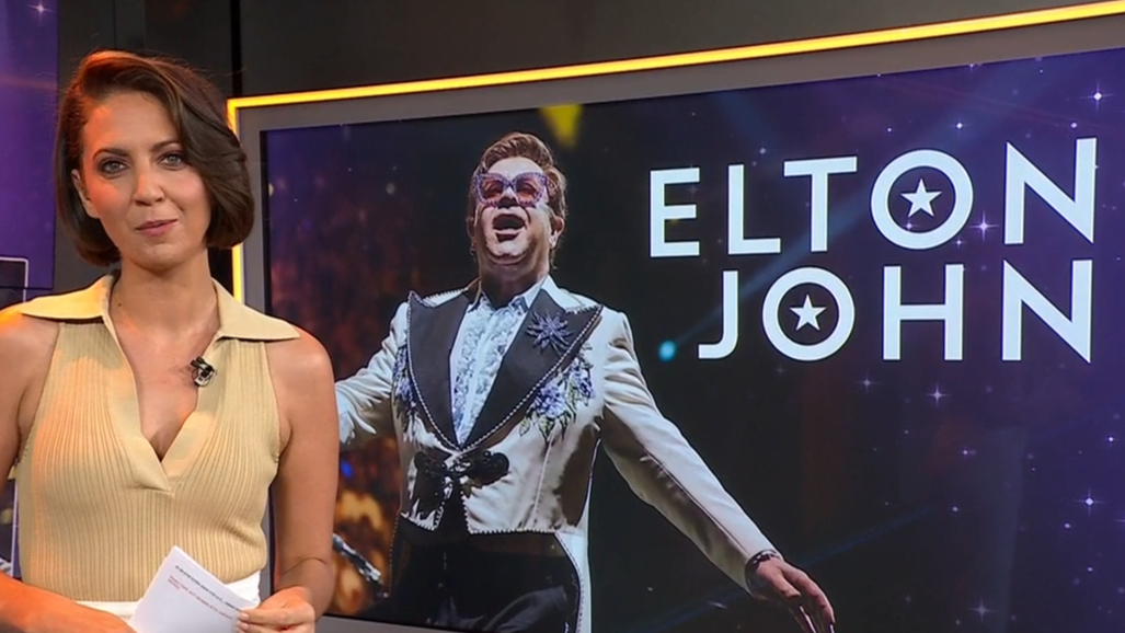 Elton John chats with Today about his new album 'The Lockdown Sessions'