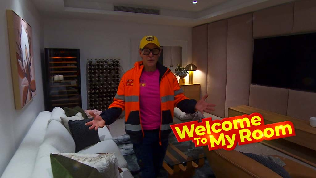 Welcome To My Room: Mitch and Mark talk through their concept for the wine cellar