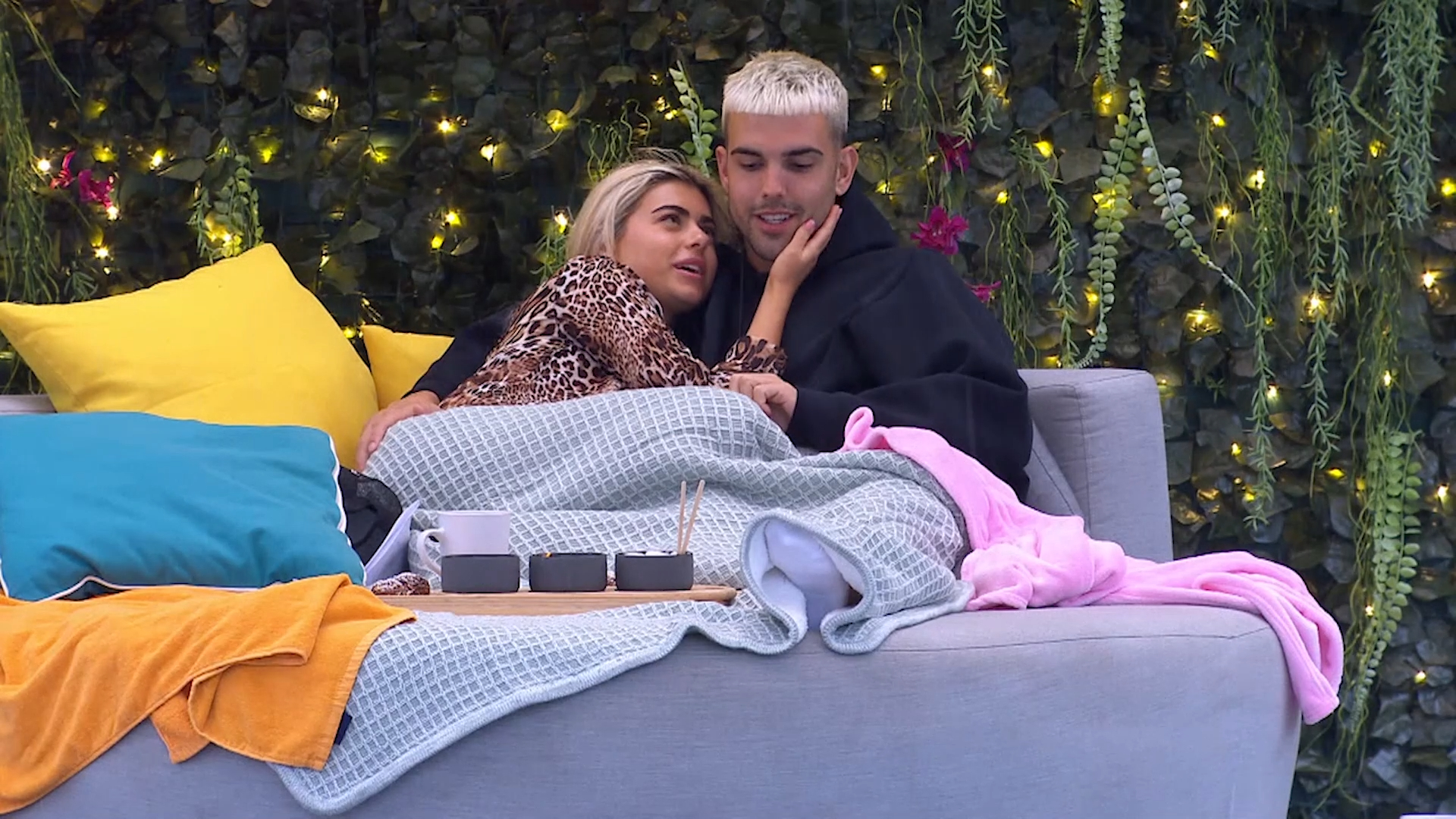Jess is 'genuinely shocked' when Aaron plans a date for her
