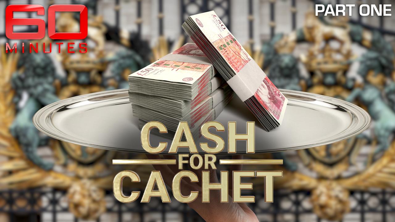 Cash for Cachet: Part one
