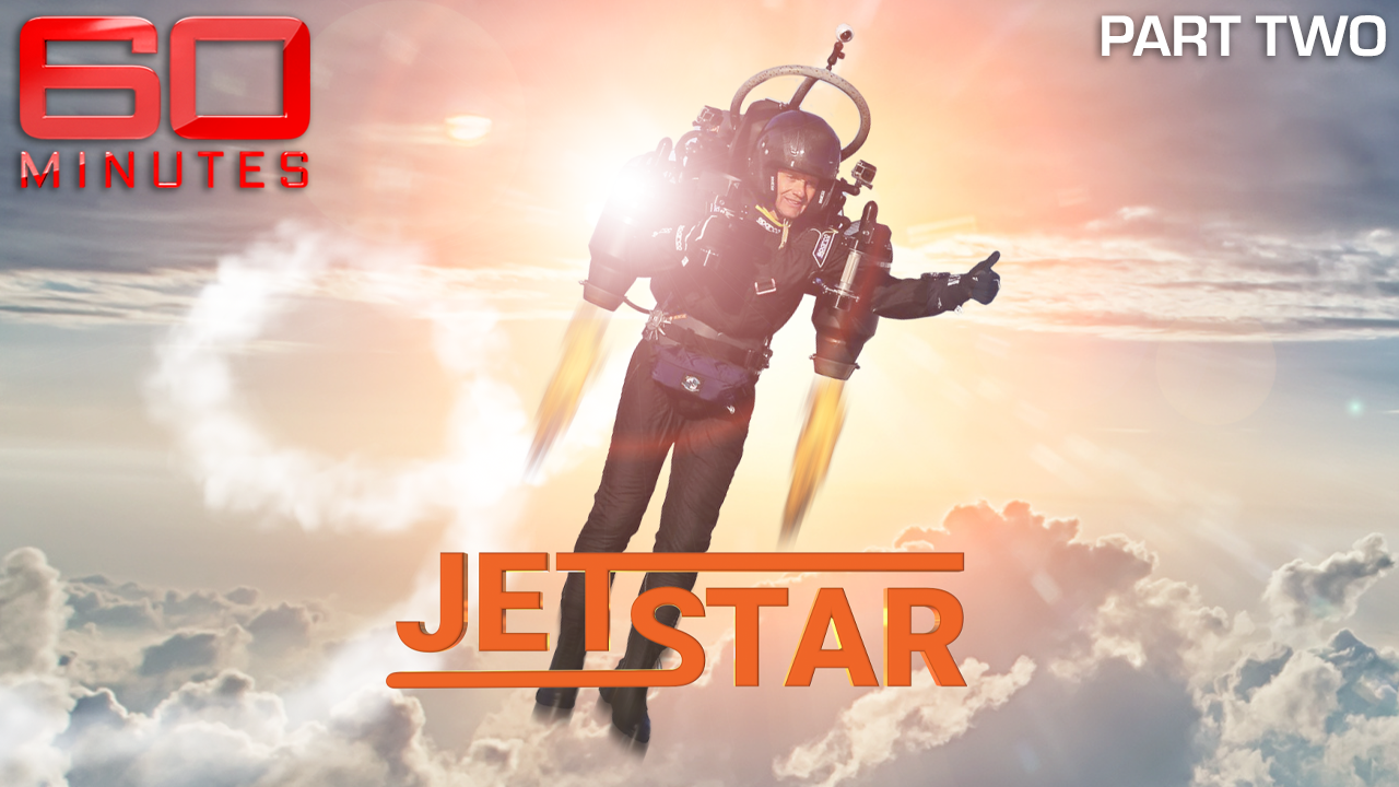 Jet Star: Part two