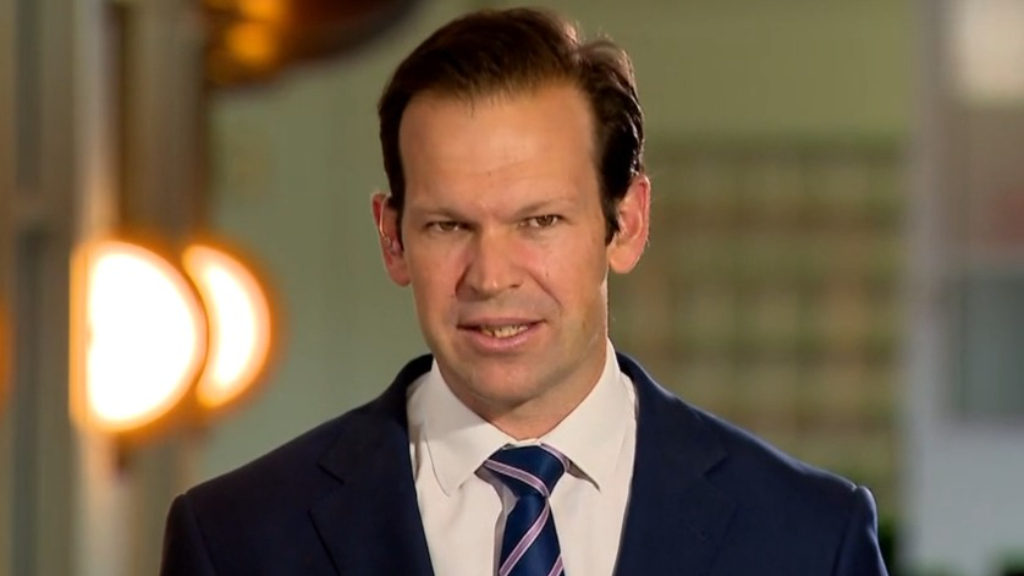 Matt Canavan slams Nationals' emissions agreement
