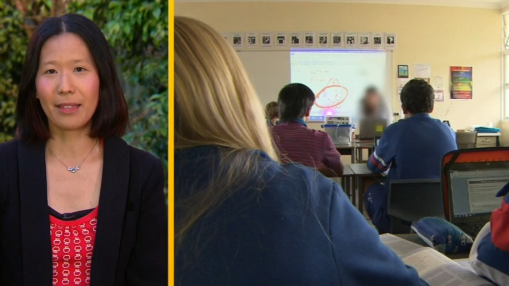 Teacher 'concerned and nervous' over NSW students' return to classrooms