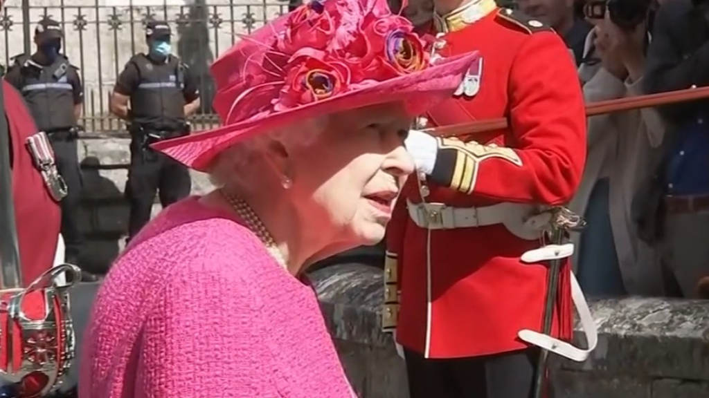 Major change to how The Queen will do work
