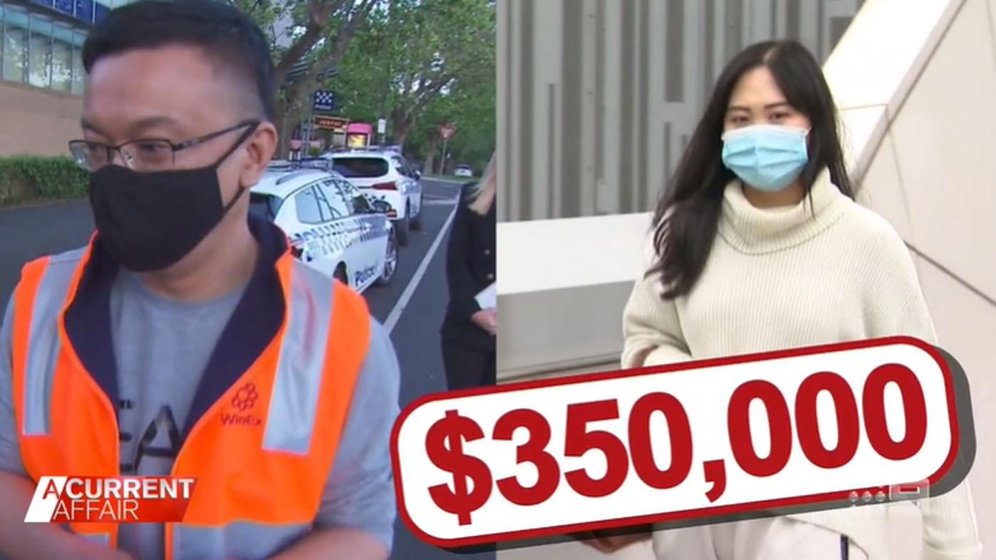 Developer demands $350,000 over former lovers' online attacks.