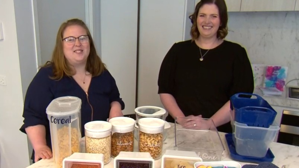 'Mum's Who' founders share top decluttering tips
