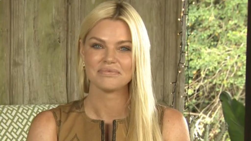 Sophie Monk 'shocked' during emotional Love Island elimination
