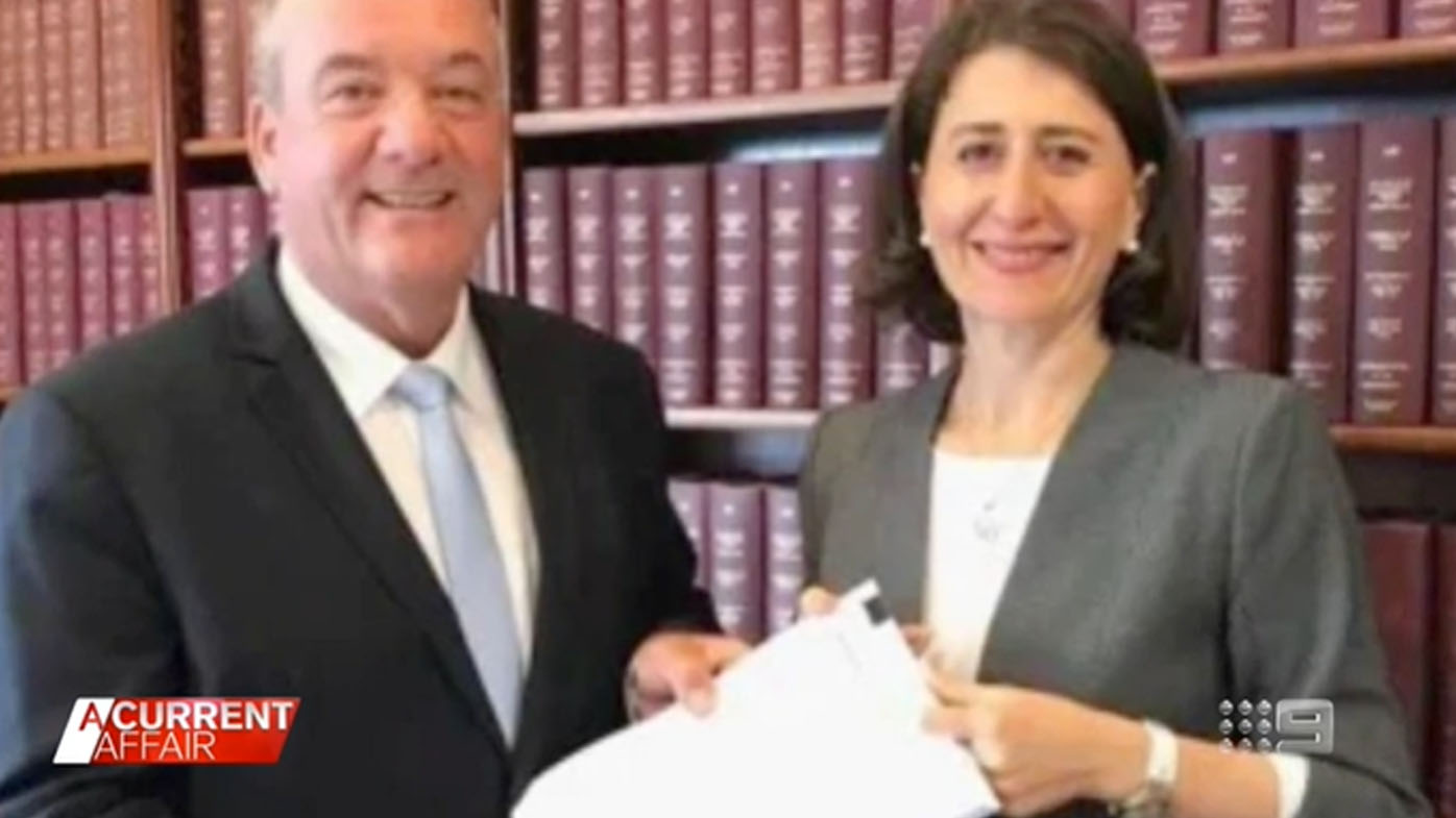 Details of Gladys Berejiklian's secret relationship revealed in ICAC hearing.